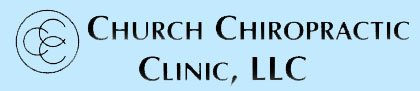 CHURCH Chiropractic Clinic, LLC Logo